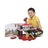 Bburago Игровой набор Гараж Ferrari, 1:43, 18-31231, фото 4