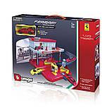 Bburago Игровой набор Гараж Ferrari, 1:43, 18-31231, фото 5