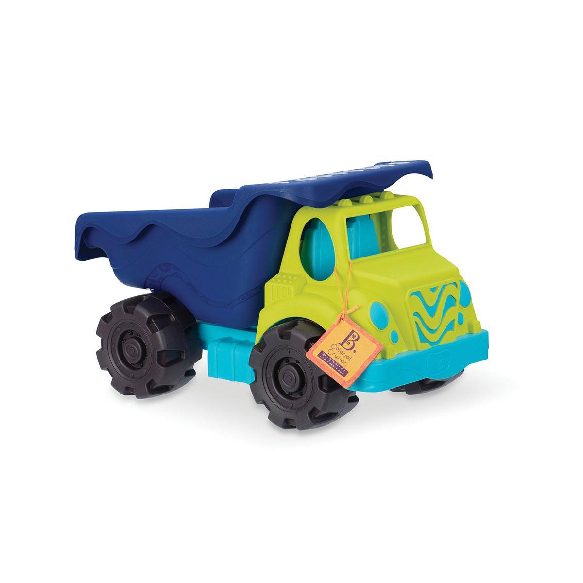 Battat Summery Игрушка для игры с песком Мегасамосвал, BX1429Z