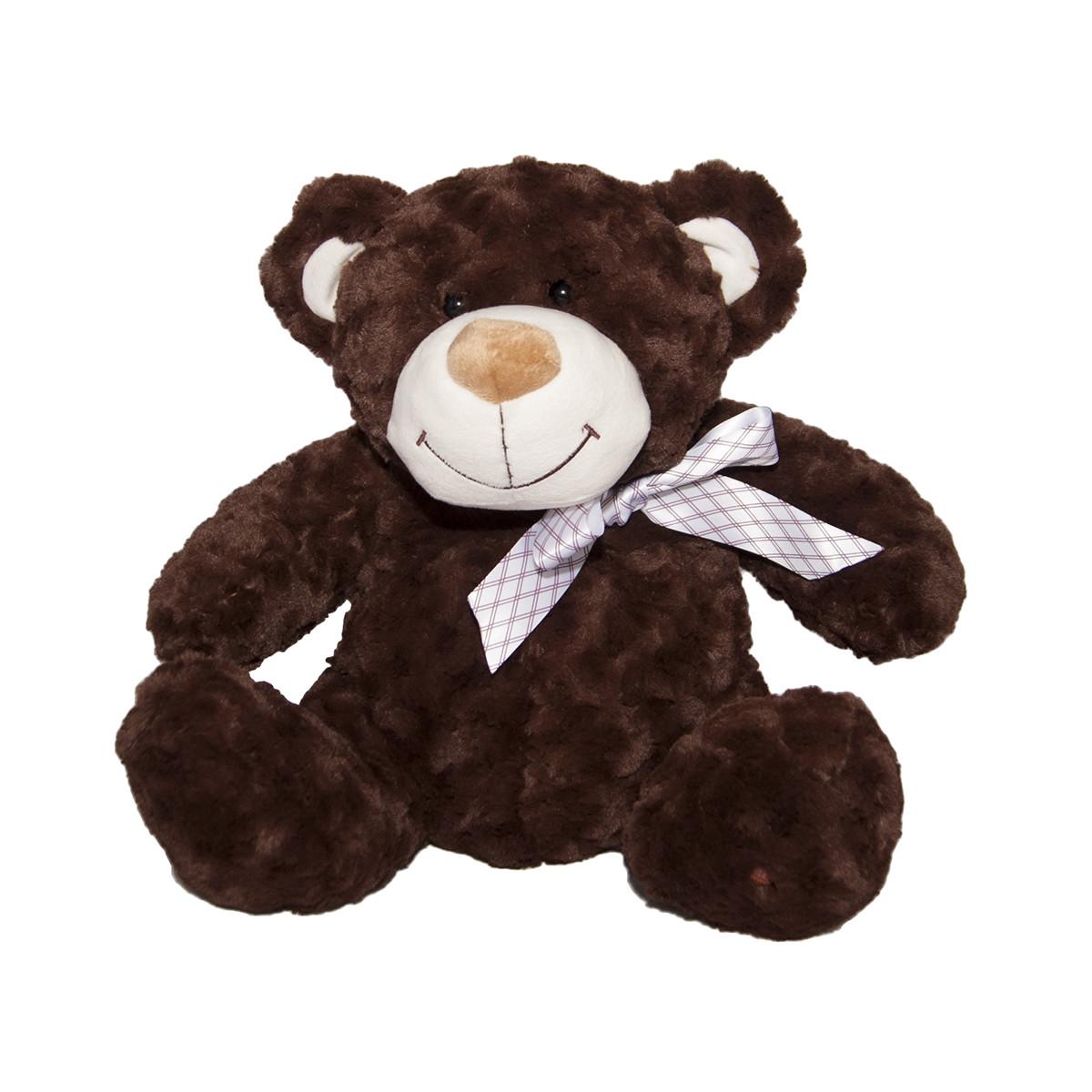 Мягкая игрушка Медведь коричневый 40см, 4001GMU
