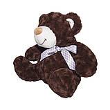 Мягкая игрушка Медведь коричневый 40см, 4001GMU, фото 2