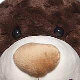 Мягкая игрушка Медведь коричневый 40см, 4001GMU, фото 4