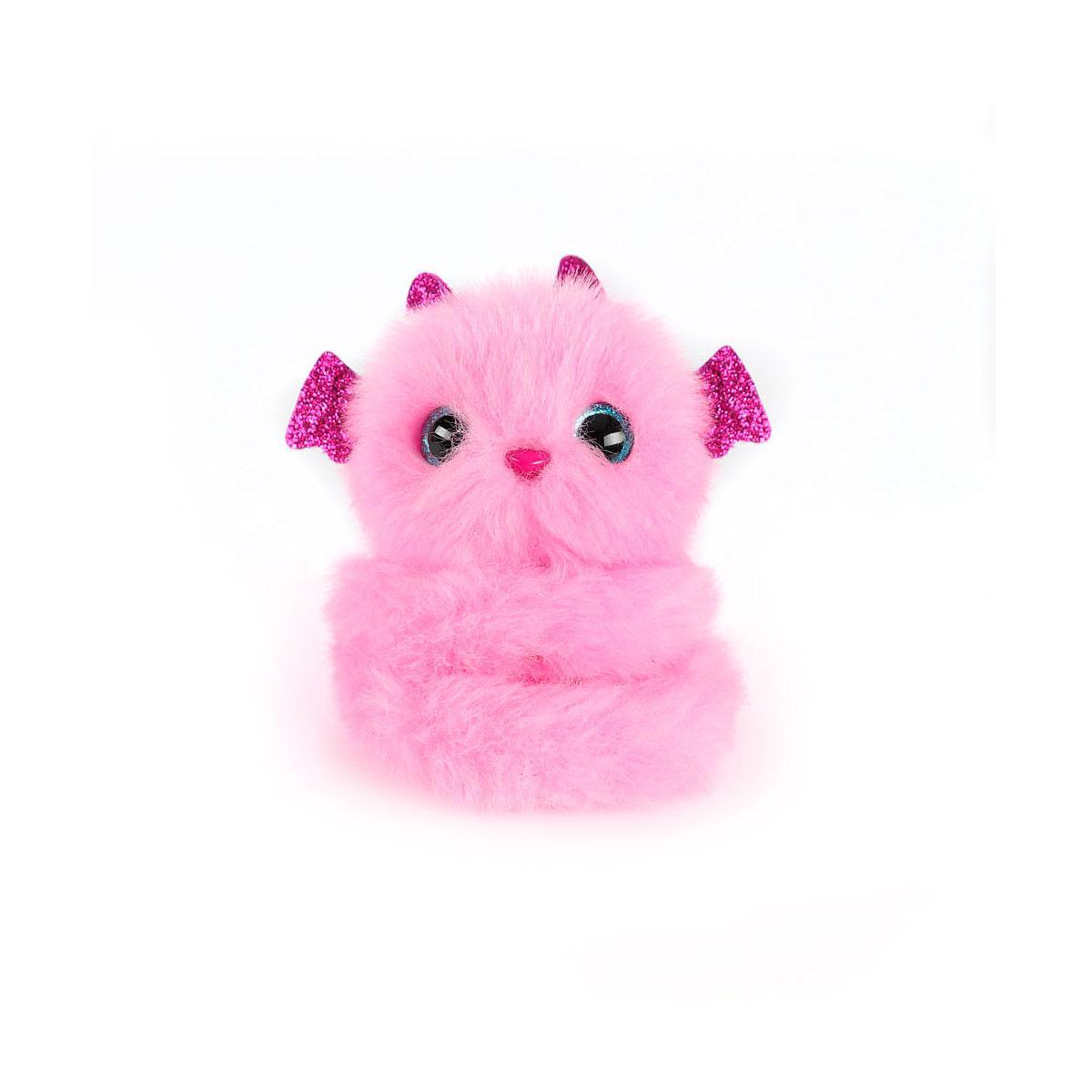 Мягкая игрушка Pomsie Poos S1 – Дракончик Зу , 02064-Dr