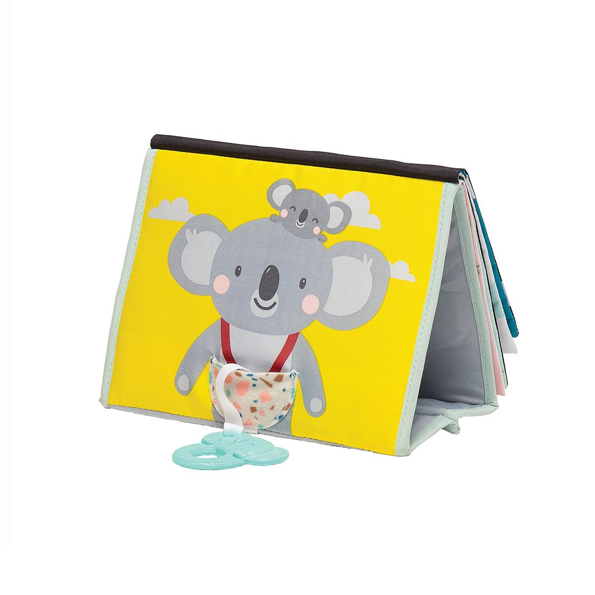 Taf Toys Развивающая книжка-раскладушка Приключения коалы Кимми - коллекции Мечтательные коалы, 12395