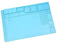 Антистатический настольный коврик для пайки плат Kaisi 190 (под микроскоп)