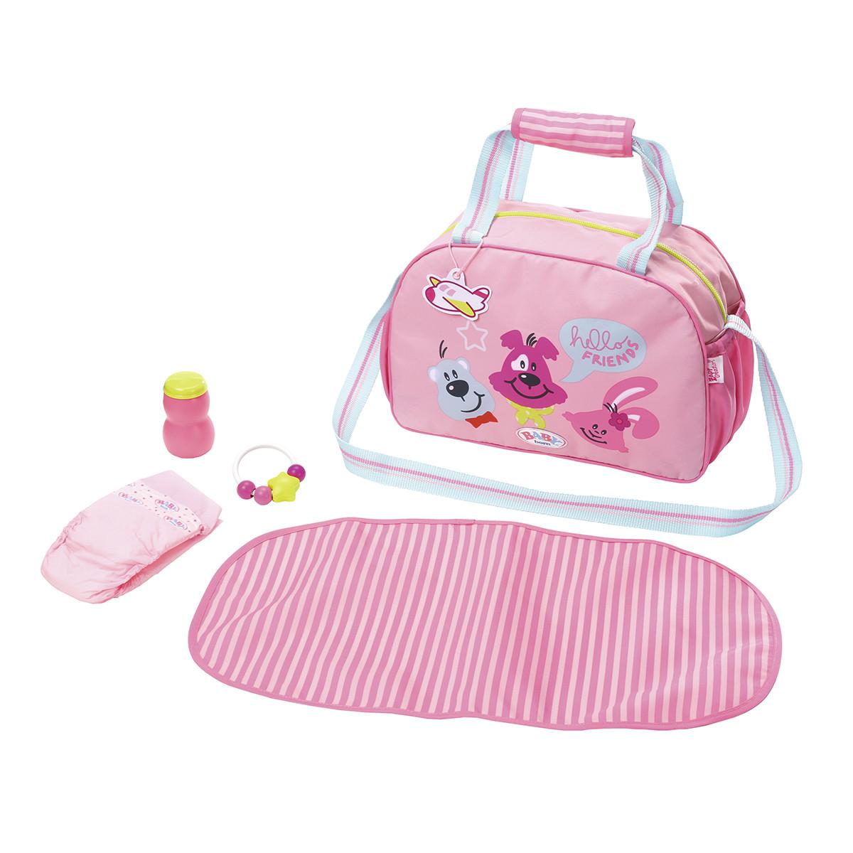 Сумка Мамина забота для куклы Baby Born, 824436