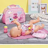 Сумка Мамина забота для куклы Baby Born, 824436, фото 7