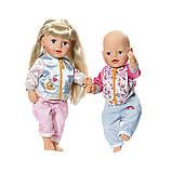 Набор одежды Спортивные кэжуал для куклы Baby Born, 824542, фото 2