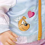 Набор одежды Спортивные кэжуал для куклы Baby Born, 824542, фото 5
