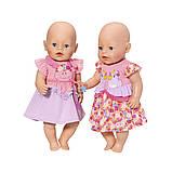 Одежда Праздничное платье для куклы Baby Born, 824559, фото 2