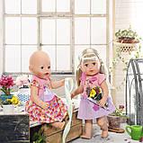 Одежда Праздничное платье для куклы Baby Born, 824559, фото 7