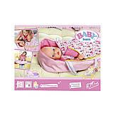 Люлька-переноска Яркие сны для куклы Baby Born 2 в 1, 824429, фото 3