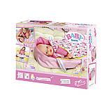Люлька-переноска Яркие сны для куклы Baby Born 2 в 1, 824429, фото 4