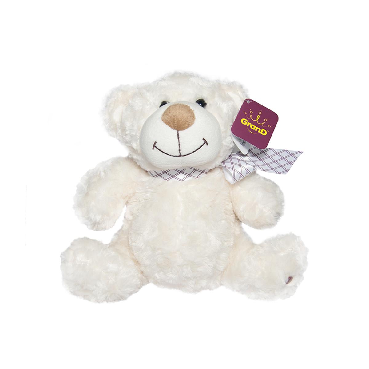 Мягкая игрушка Медведь белый 33см, 3301GMB