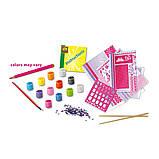 SES creative Игровой набор для юного нейл-арт мастера - Модница, 014975S, фото 2