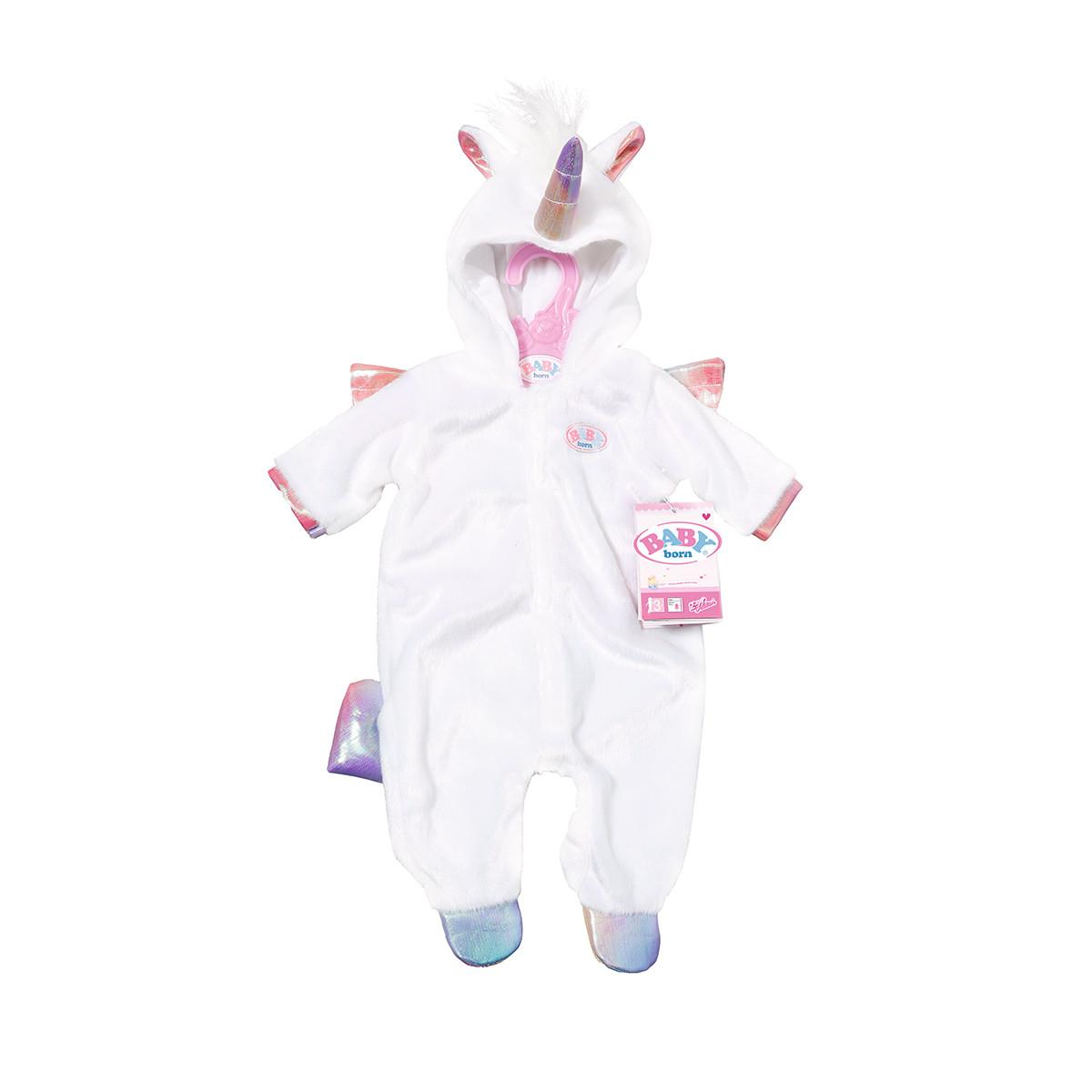 Одежда Милый единорог для куклы Baby Born , 824955
