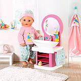 Интерактивный умывальник Водные забавы для куклы Baby Born, 827093, фото 6
