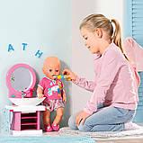Интерактивный умывальник Водные забавы для куклы Baby Born, 827093, фото 9
