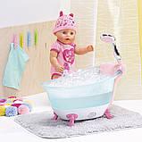 Автоматическая ванночка Веселое купание для куклы Baby Born , 824610, фото 7