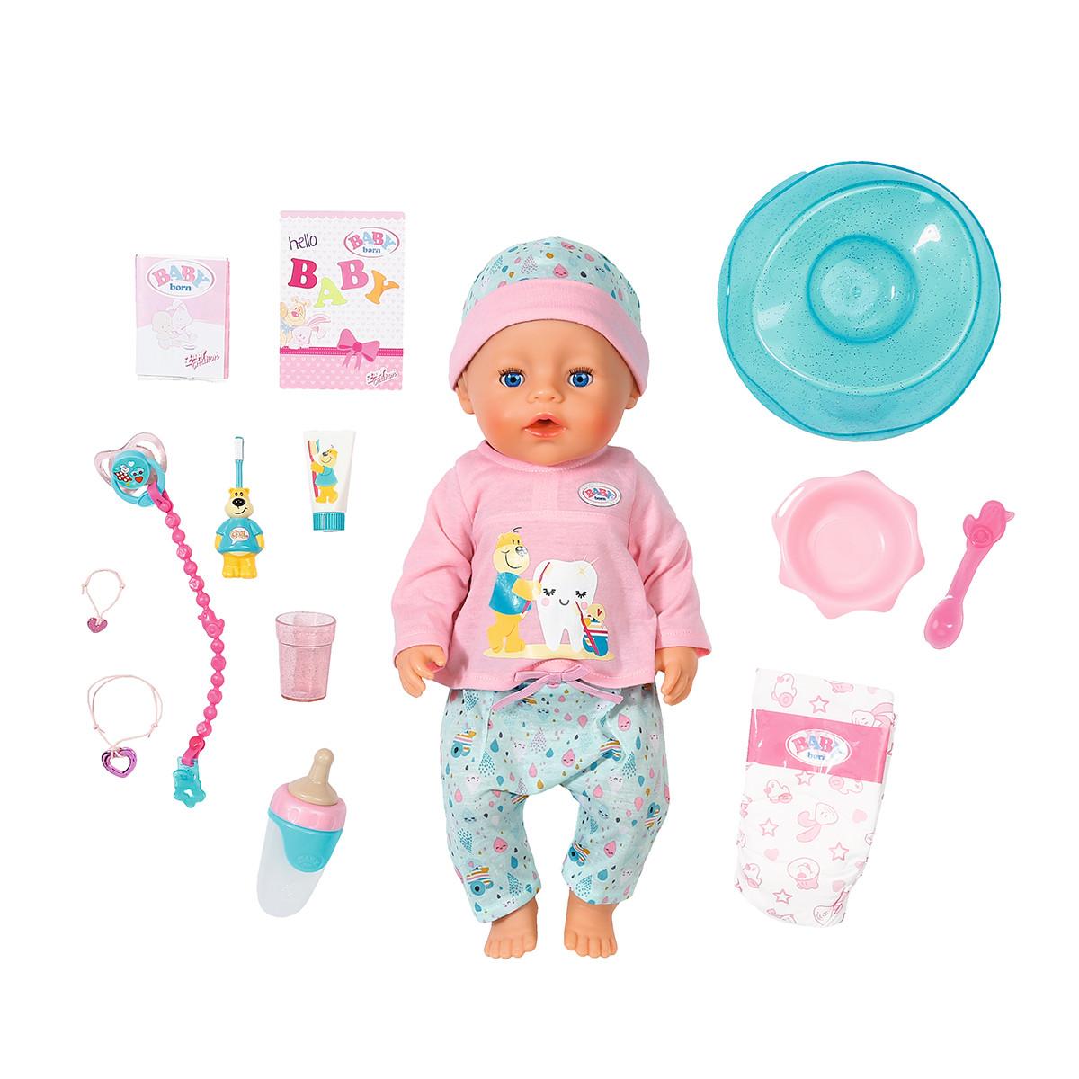 Кукла Baby Born Утренняя звездочка - серии Нежные объятия, 827086