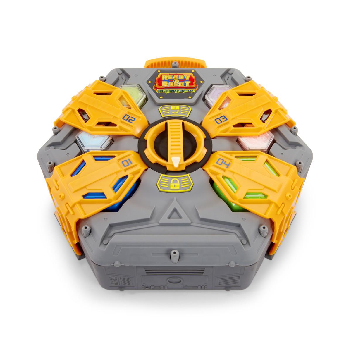 Ready2Robot Игровой набор с роботами - Мега-Баттл Сюрприз, 551706