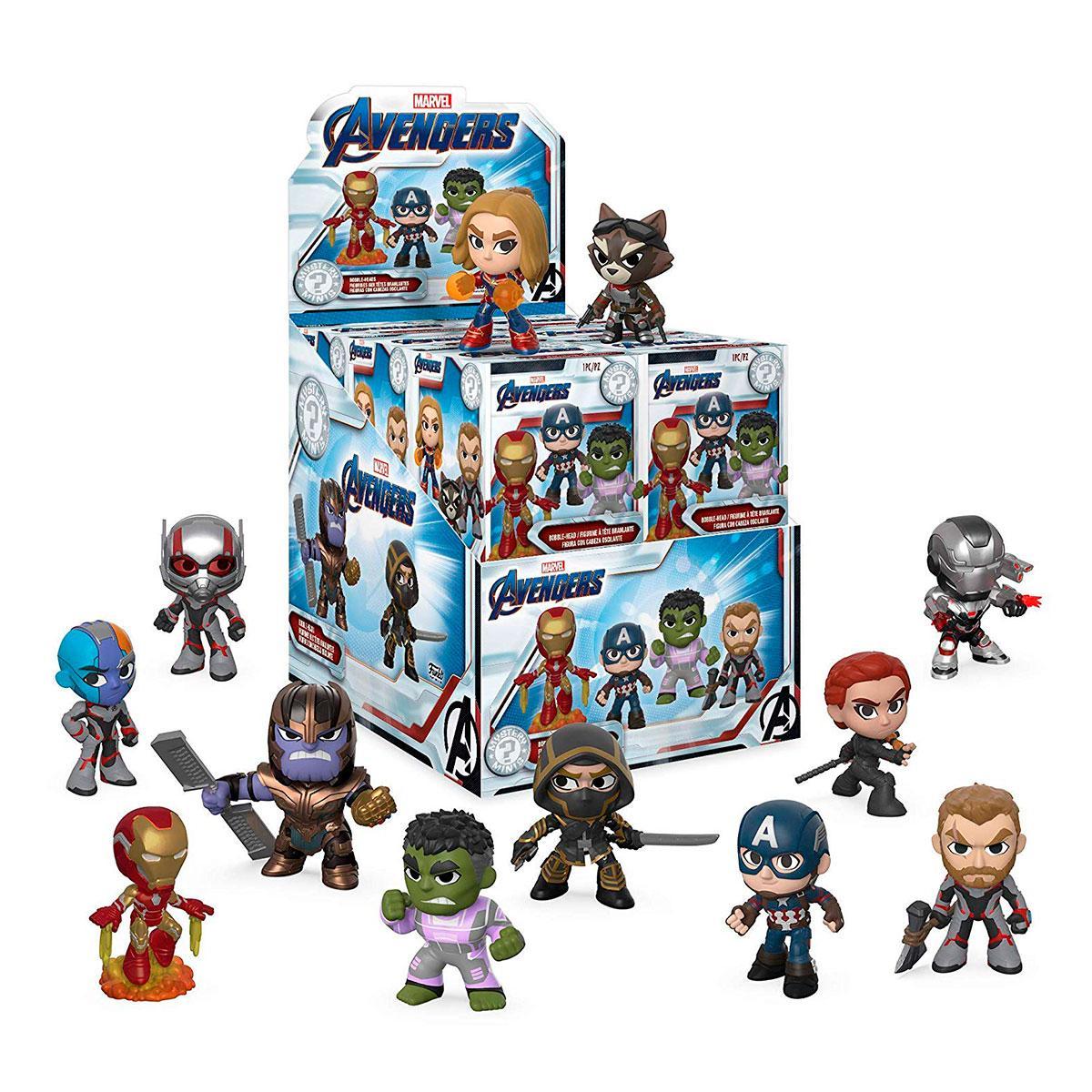 Funko Mystery Minis Игровая фигурка - Мстители:Завершение, 37200