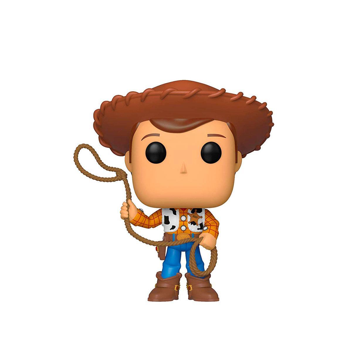 Funko Pop! Игровая фигурка Шериф Вуди - серии История Игрушек 4, 37383