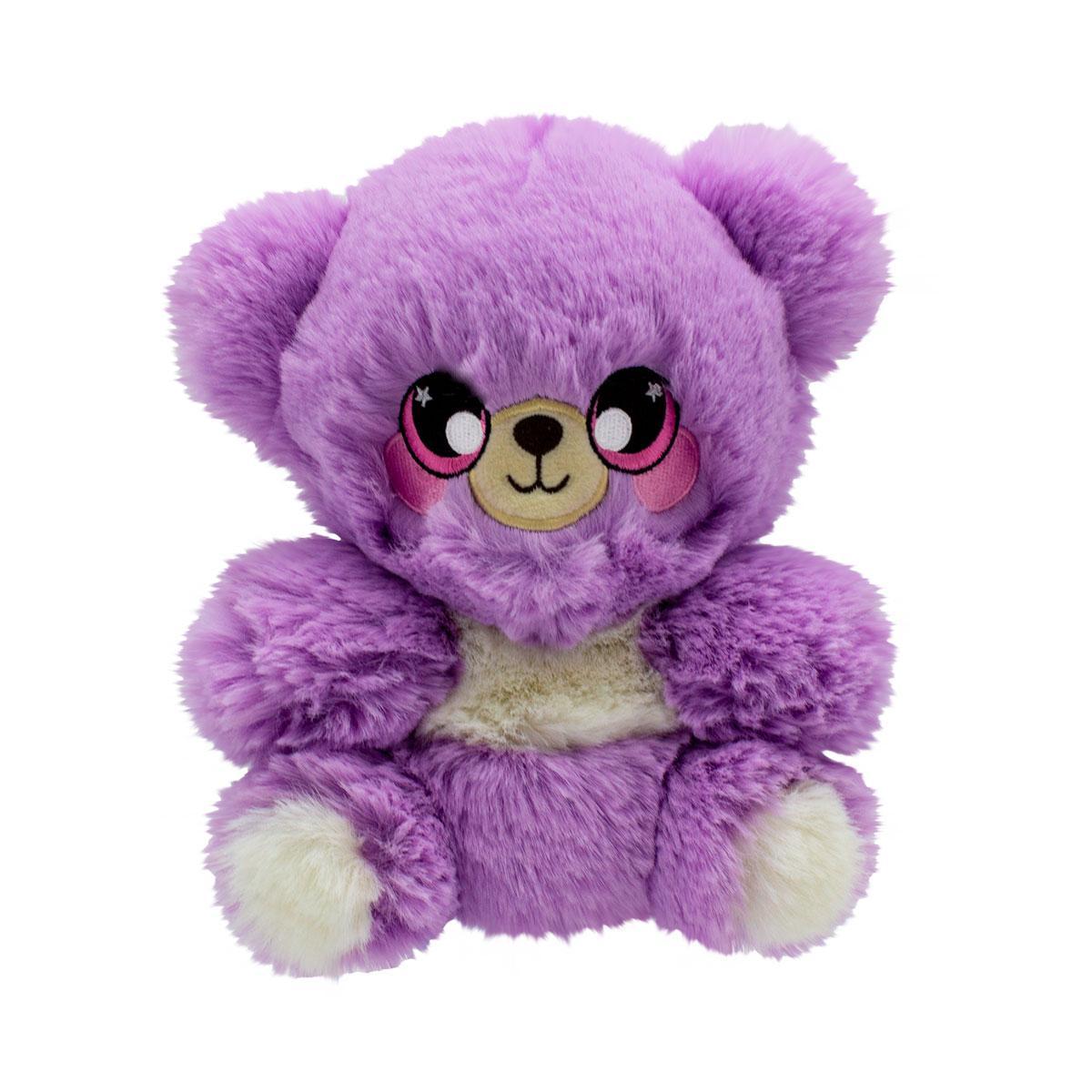 Squeezamals Ароматная мягкая игрушка Мишка Бакстер - серии 3-Deez Deluxe, SQ00939-5008