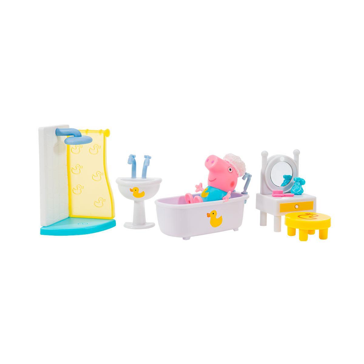 Peppa Игровой набор - Ванная Spa, PEP0551