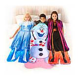 Blankie Tails Плед-платье Эльза - серии Disney Холодное сердце, BT0091-B, фото 4