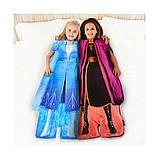 Blankie Tails Плед-платье Анна - серии Disney Холодное сердце, BT0090-B, фото 5