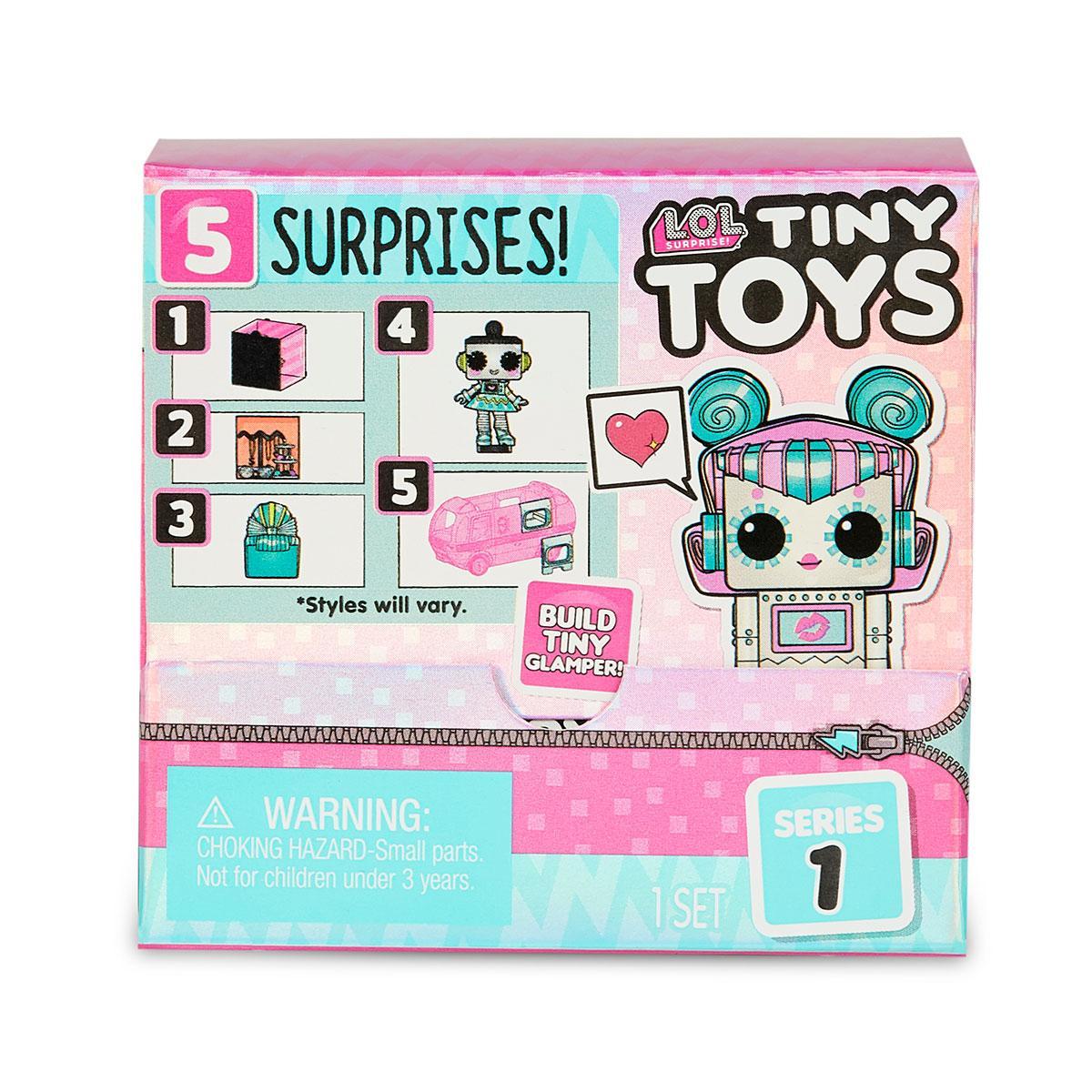 Игровой набор L.O.L Surprise! Крошки - cерии Tiny Toys, 565796