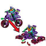 TMNT Боевой транспорт мотоцикл и фигурка Донателло - серии Эволюция Черепашек-Ниндзя, 82489, фото 3