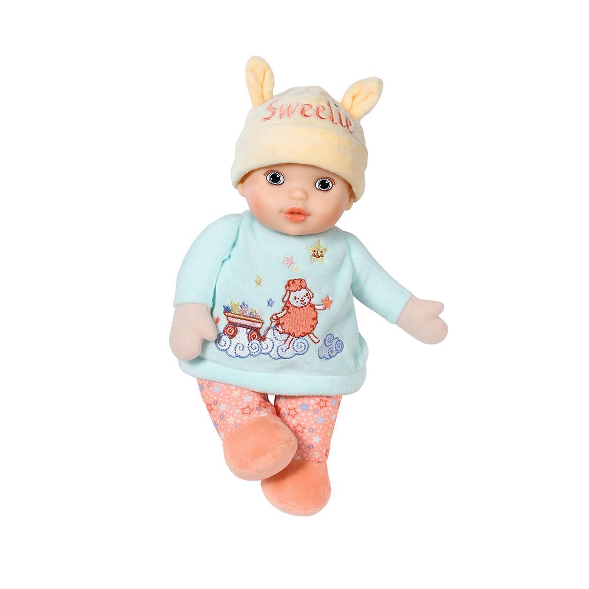 Кукла Baby Annabell Сладкая крошка - серии Для малышей, 702932