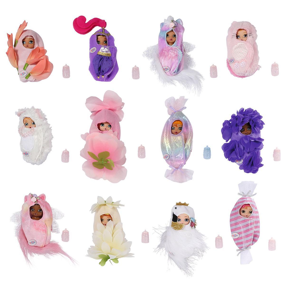 Игровой набор с куклой Baby Born Дивный сад - серии Очаровательный сюрприз, 904244