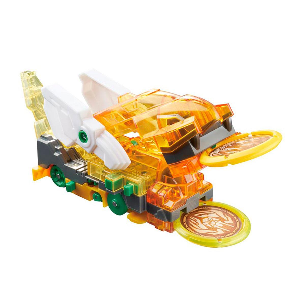 Screechers Wild! Машинка-трансформер S2 L2 - Табу, EU684403