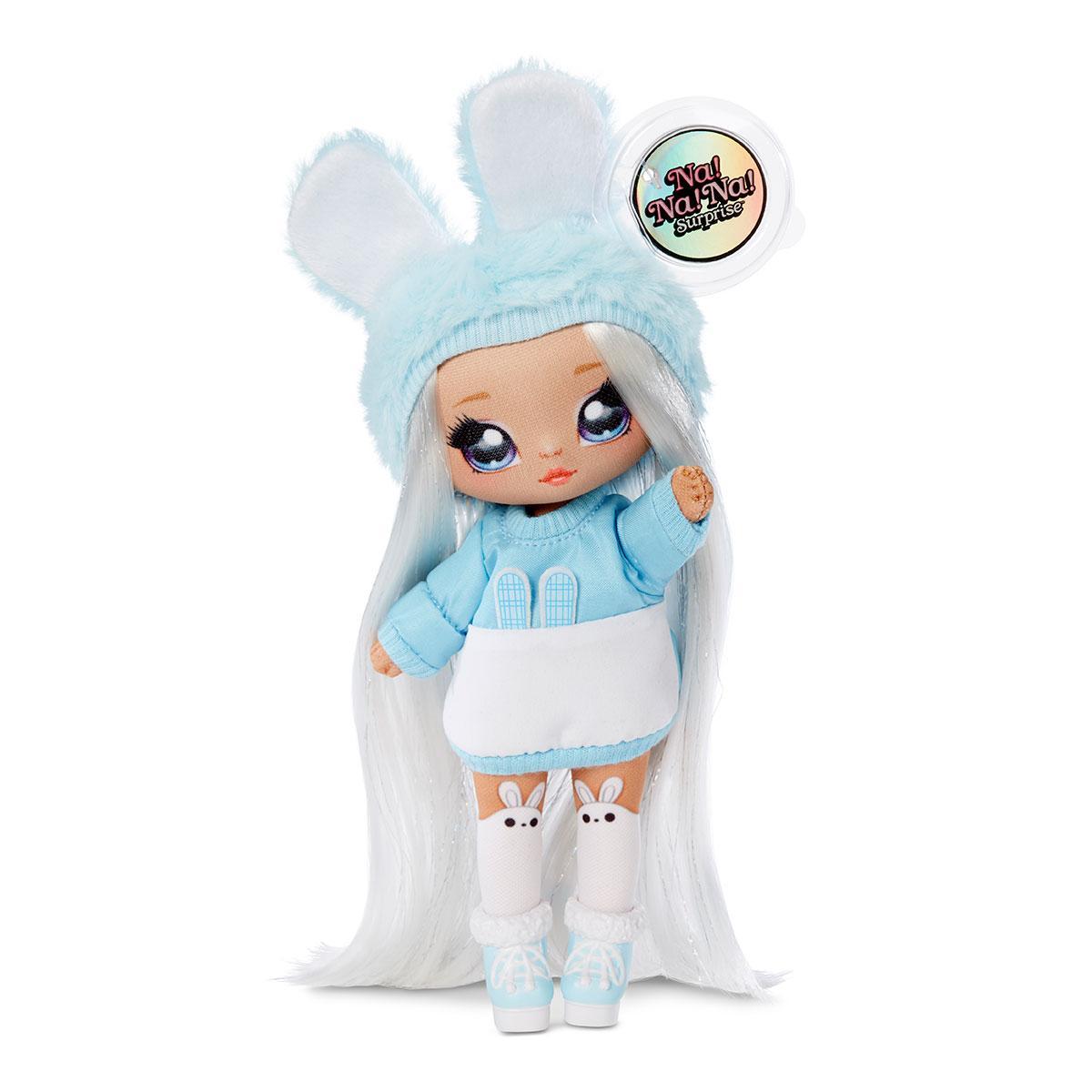 Игровой набор с куклой NA! NA! NA! Surprise S1 W2 – Аспен Флафф, 564737-W2-4