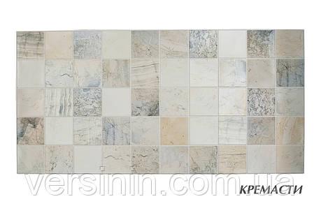 Листовые декоративные панели  ПВХ Кремасти, фото 2