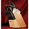 Набор профессиональных кухонных ножей Miracle Blade 13 в 1, фото 5