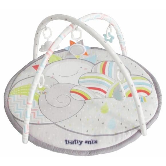Детский игровой развивающий коврик Baby Mix TK/Q3448C-DA00 Тучка