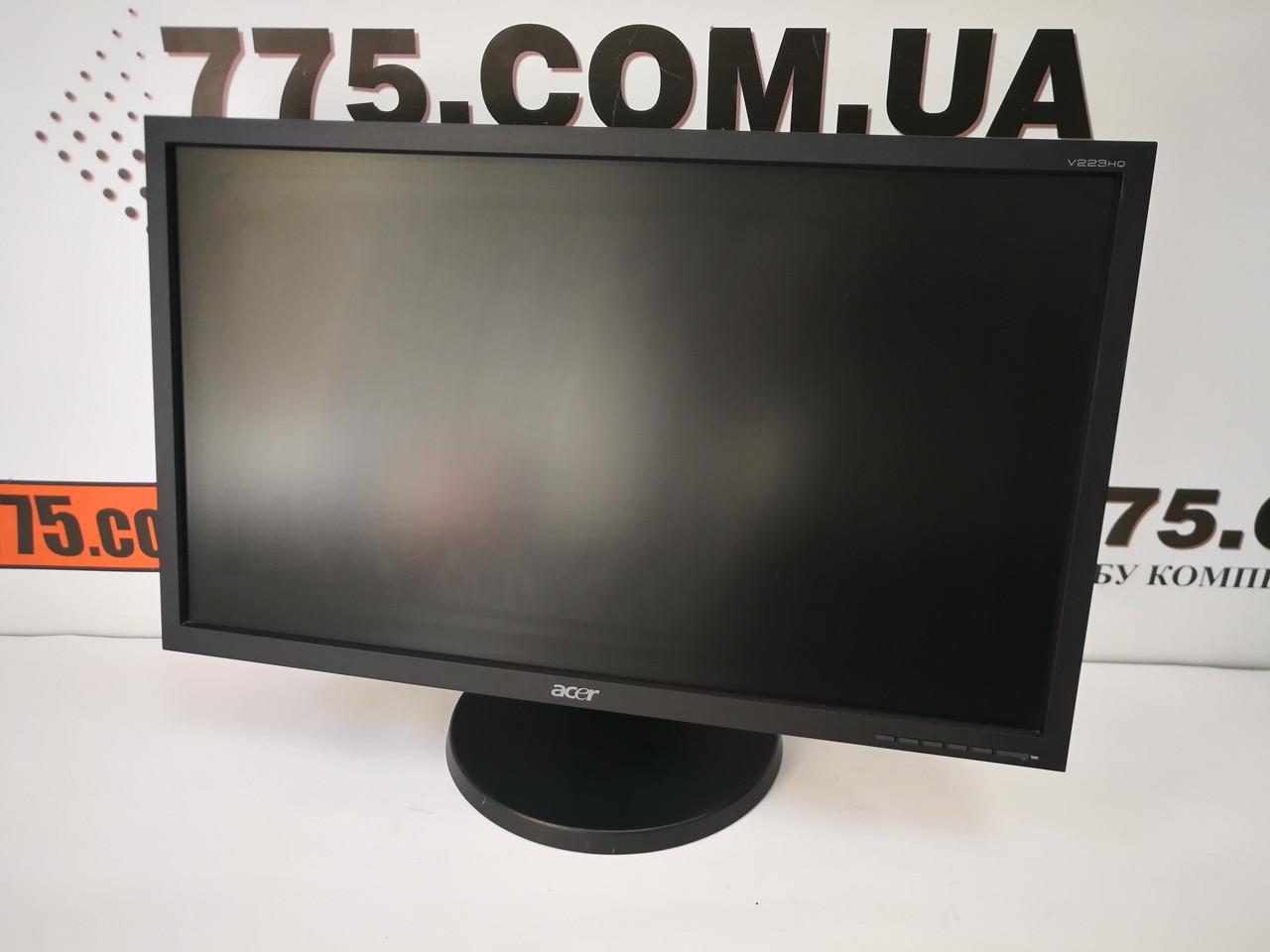 """Монитор 21.5"""" Acer V223HQ (1920х1080)"""