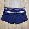 Набор для пары Tommy Hilfiger 2 мужские боксерки + женские стринги, фото 3