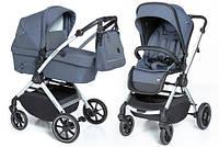 Коляска 2 в 1 Baby Design Smooth 2020