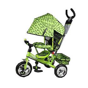 Велосипед детский Profi М 5363-2-3 Зеленый intМ 5363-2-3, КОД: 130362