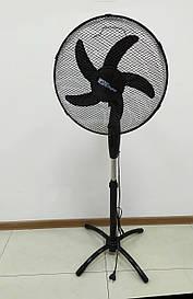 "Opera Digital 16"" Stand Fan напольный вентилятор 40W 220V, черный"