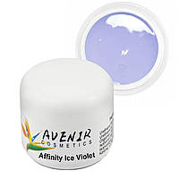 Гель для нарощування Ice Violet Avenir 15 мл, 30 мл, 50 мл