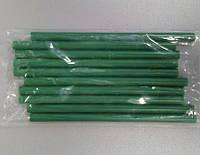 Стержні клейові 10 шт пачка (ціна за пачку) 11x200 мм зелена LTL14022