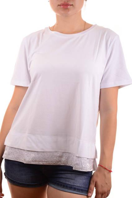 Женские футболки сток оптом Louise Orop (8025) лот 12шт по 8,5Є 236