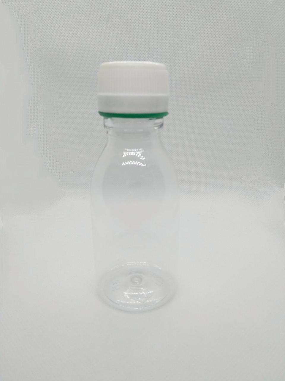 Флакон 100 мл з капельником пластиковий Рим