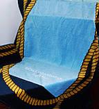 Полотенце пляжное 75x150 велюр Dolce Gabbana, фото 3
